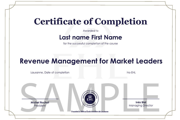 hotel-online-course-certificate